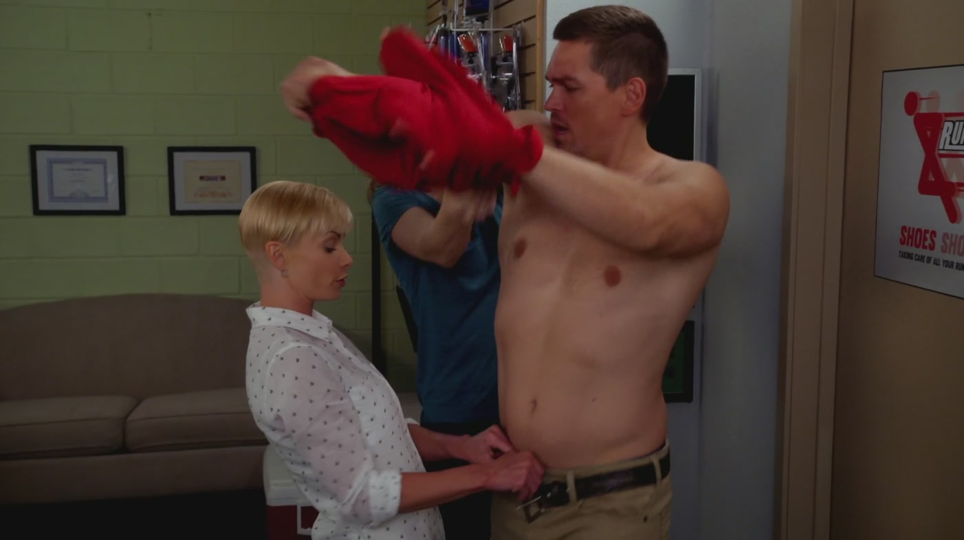Nude steve howey shameless